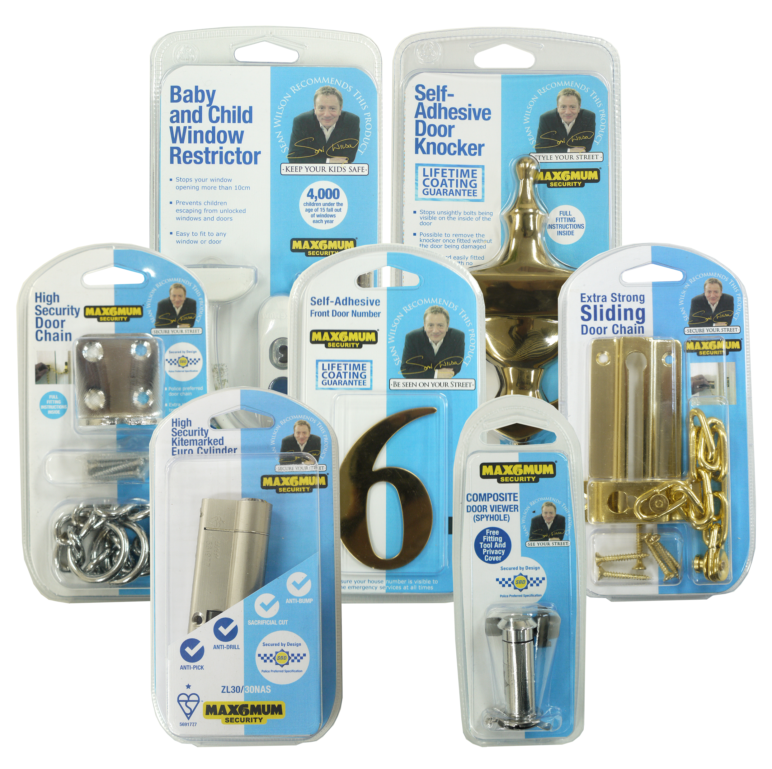 Max6mum Security Products