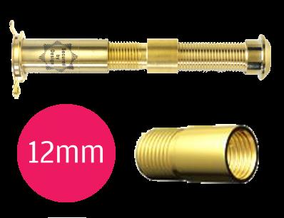 12mm Door Viewer Extensions