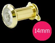 14mm Super Wide Angle Door Viewers (35-55mm)