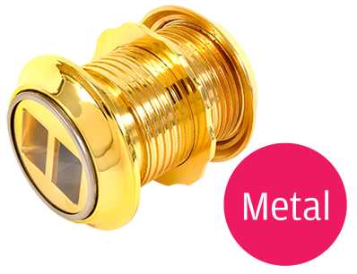 Metal Ultra Wide Angle Secure to View Door Viewers