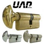 UAP Standard Security Thumb Turn 1* Kitemarked Cylinder