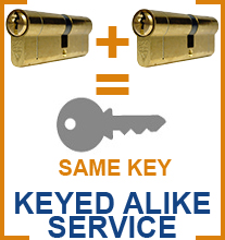 Keyed Alike Services