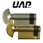 UAP Standard Security Thumb Turn Half Cylinder