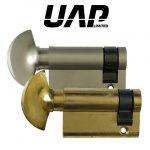 UAP Standard Security Thumb Turn Half Cylinder