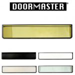 UAP 12 Inch DOORMASTER Letterplate