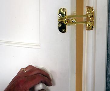 & UAP Door Restrictors | Door Guards | Door Limiters