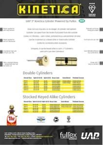 kinetica tech sheet front
