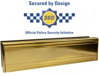 SBD Letterplates