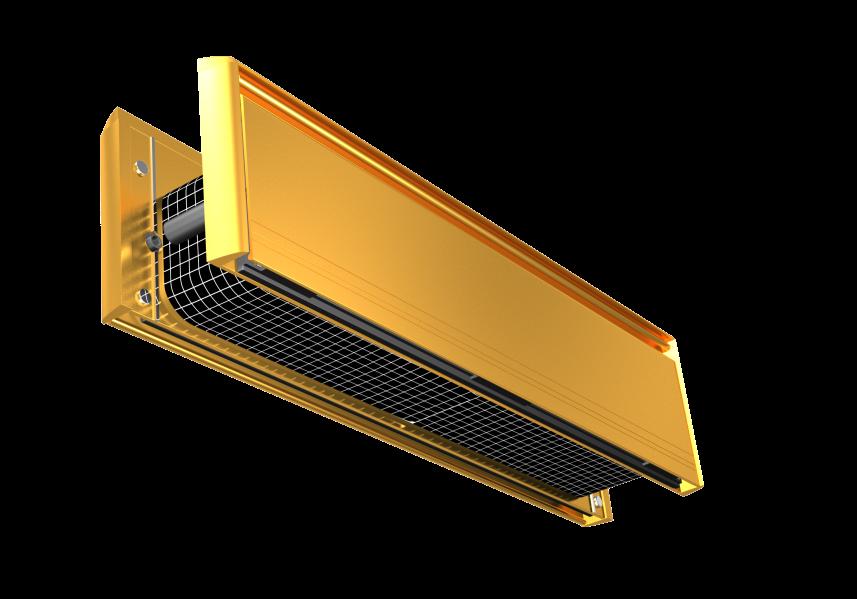 certifire letter plate