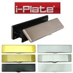 UAP 12 Inch iPlate Stainless Steel Letterplate