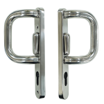 UAP Stainless Steel Patio Door Handle 219mm