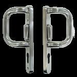 UAP Stainless Steel Patio Door Handle 219mm