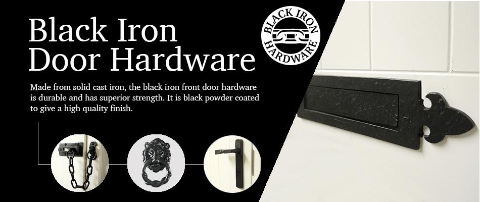 UAP Black Iron Hardware