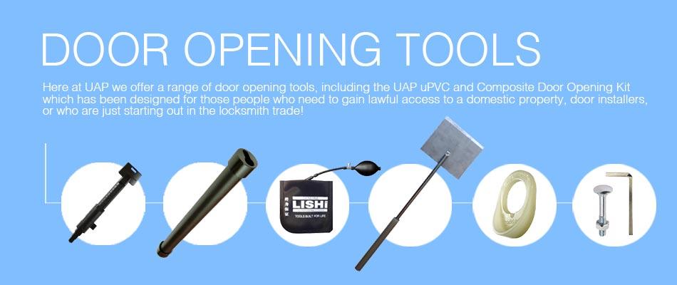 Door Opening Tools
