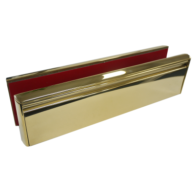 UAP Heavy Duty All Stainless Steel 12 Inch Letterplate