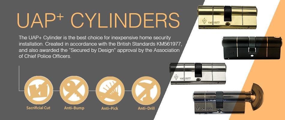 UAP+ Cylinders