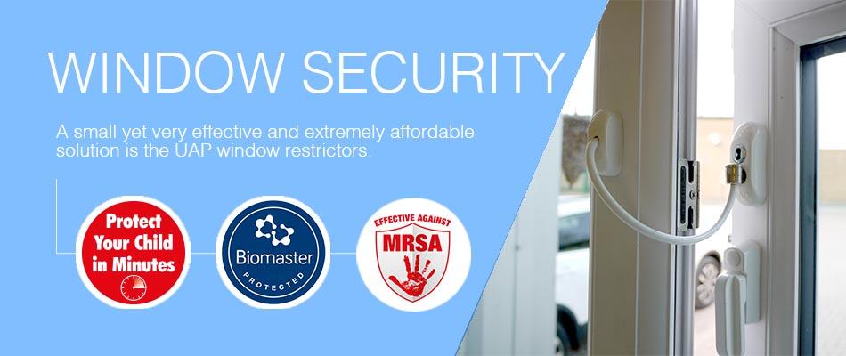 UAP Window Security