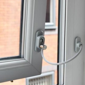 Window safety restrictors