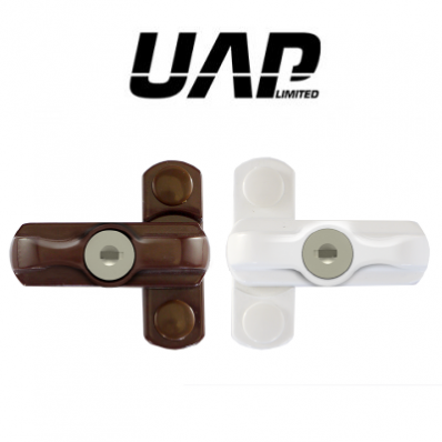 UAP Lockable Window Lock (Sash Jammer)