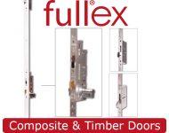 Fullex Crimebeater 3 Deadbolts 45mm Wide CRB0028
