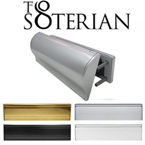 The Soterian TS008 Letterplate