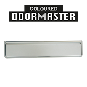 UAP 12 Inch COLOURED DOORMASTER Letterplate