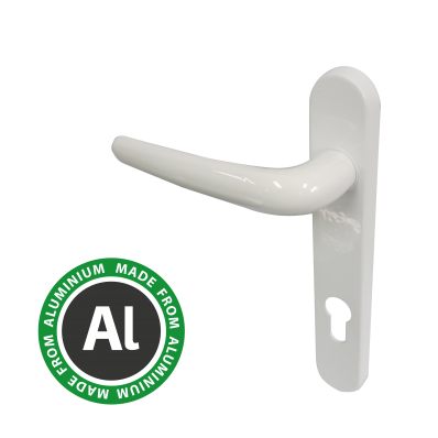 UAP 219mm Aluminium Signature Door Handle
