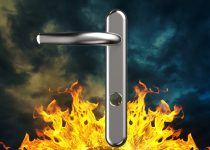 Fire Rated Door Handles