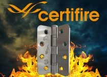UAP Fire Rated Door Hinges