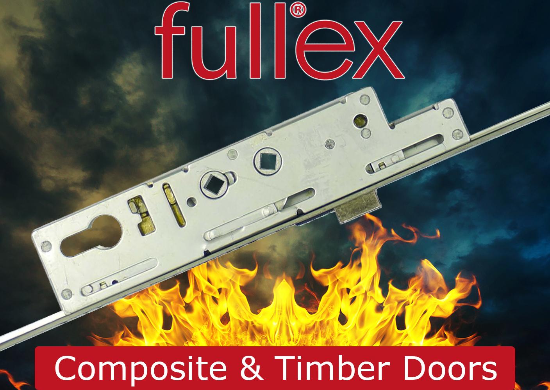 Fullex Autolock Multi Point Lock Autolock Fire Door Slam
