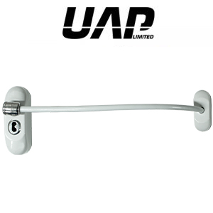 UAP Push to Lock Window Restrictor