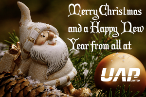 Merry Christmas from UAP