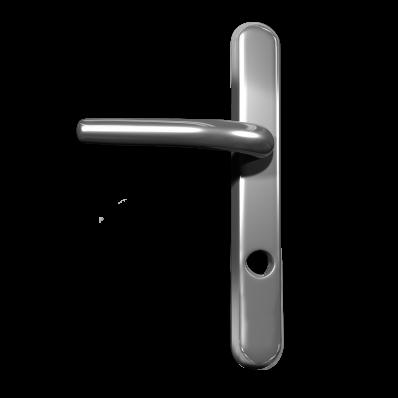 UAP High Security 243mm Stainless Steel Door Handle