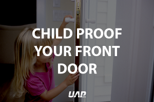 Child Proof Front Door