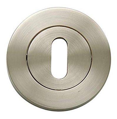 Euro & Round Standard Key Escutcheons