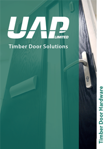 UAP Timber Door Solutions 2019