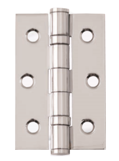 Intelligent Hardware Steel Ball Bearing Butt Hinge