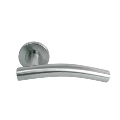 19mm Dia Arched T Lever on Rose