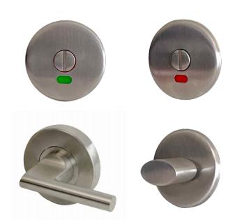 Commercial Range Bathroom Indicator & Turns