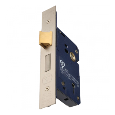 Intelligent Hardware 5 Lever Sashlock – Round/Square Forend