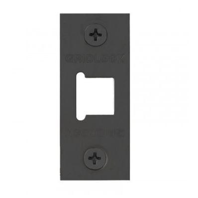 Intelligent Hardware 51.01 Tubular Latch Forend / Strike