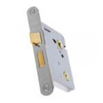 Intelligent Hardware Classic 51.07 65mm 3L Sash Lock - Radius