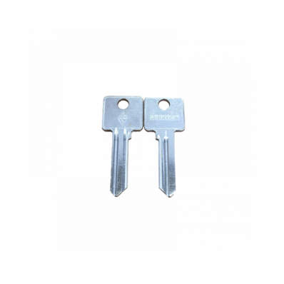 Intelligent Hardware BS 1 Star Cylinder Key Blank