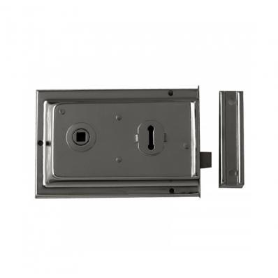 Intelligent Hardware 150mm Rim Lock with 2 Keys