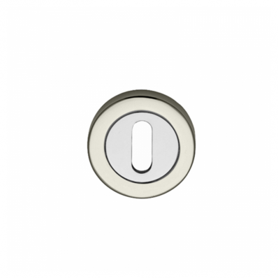 Intelligent Hardware Dual Standard Key Escutcheon – Blister Pack