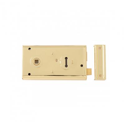 Intelligent Hardware 140mm Rim Lock with 2 Keys