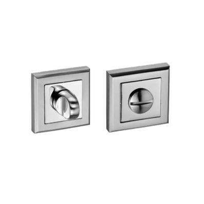 Intelligent Hardware Esc Square Bathroom Turn and Release