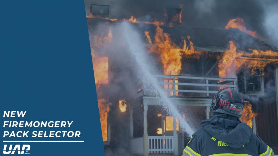 firemongery pack selector