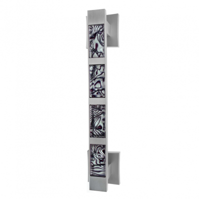 Tiger Pull Handle on Square Rose
