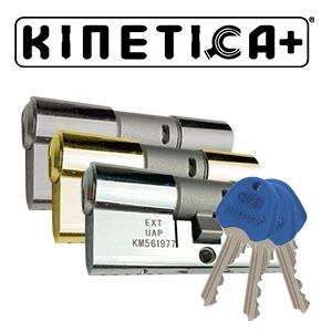 Kinetica+ K4 3* Kitemarked Euro Cylinder